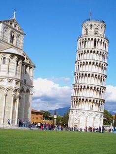 Interesting facts about Pisa Tower