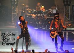 Andy Biersack & Ashley Purdy
