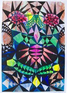 shine brite zamorano: radial symmetry