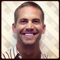 Paul Walker # my one and only # love him #miss