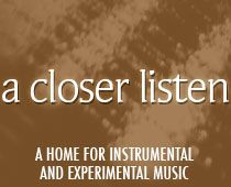 New online zine dedicated to instrumental and experimental music, featuring writers from The Silent Ballet, Fluid Radio, SSG music, and more.