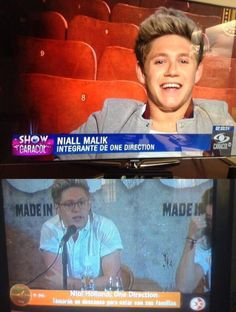 why can't they ever get his name right omfg I can't from Niall Malik to Niall Holland lol xx