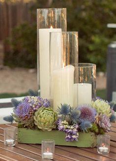 Deko-Inspirationen für die Hochzeit - miss solution Bildergalerie #event #deko #dekoration #inspiration