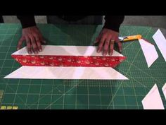 Bolsa em patchwork Amy - Maria Adna Ateliê - Cursos e aulas de bolsas em tecidos e patchwork - YouTube