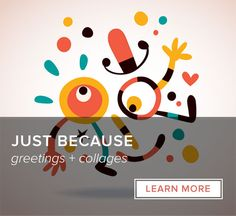 Greetings and Collages: Great for communication with families!