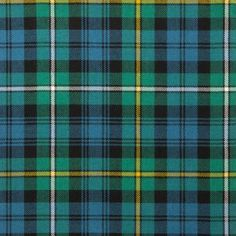 Campbell of Argyll Ancient Lightweight Tartan by the meter – Tartan Shop