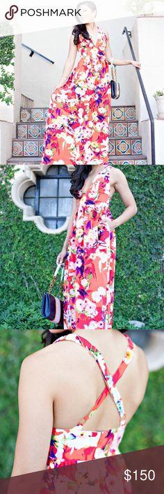Selling this Yumi Kim Enchanted Maxi Dress with pockets on Poshmark! My username is: hkcung. #shopmycloset #poshmark #fashion #shopping #style #forsale #Yumi Kim #Dresses & Skirts