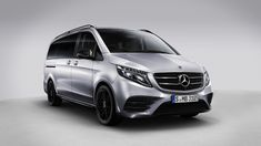 Mercedes-Benz V-Class Night Edition Arrives With AMG Goodies, Starting Price Mercedes Benz, Best Family Cars, Suv Models, Chrysler Pacifica, Grand Caravan, Honda S, Honda Odyssey, Custom Vans, Latest Cars