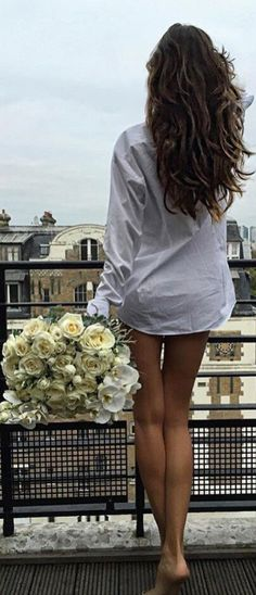Oh my, I received such beautiful flowers from the Frenchman. Now what do I do? It all started when I went to Bordeaux for crush......