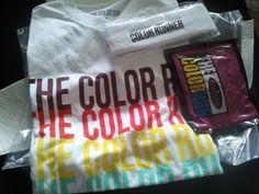 Color Run tomorrow!