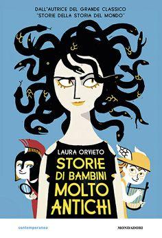 Storie di bambini molto antichi by Rita Petruccioli, via Behance