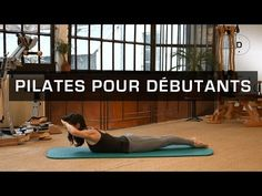 Joseph Pilates introduced and developed a special fitness program which is now known as Pilates system. Pilates Video, Le Pilates, Pilates For Beginners, Pilates Workout, Cardio, Beginner Pilates, Pilates Training, Yoga Fitness, Yoga Videos