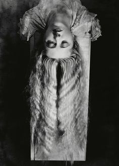 """ Man Ray, Woman with Long Hair, 1929  """