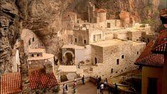 Monasterio de Sumela