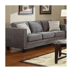 Carlton Sofa on wayfair.com new couch for loft
