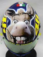AGV GP Tech Rossi Donkey Misano Helmet