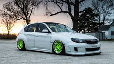 Subaru Impreza (2008-2014) Air Suspension Air Ride | Air Lift Performance - Air Ride and Air Management Systems