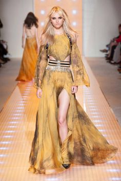 Cutouts Spring 2013 Runways - Cutout Dresses, Tops at Fashion Week - ELLE