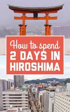 Hiroshima was surprisingly delightful. The city ended up being a cultural mecca with amazing Japanese food, walkable streets, and unique attractions. Here's how to spend 2 days in Hiroshima and Miyajima! / A Globe Well Travelled Learn To Speak Italian, How To Speak Chinese, Japan Travel Tips, Asia Travel, Japan Honeymoon, Really Cool Photos, Hiroshima Japan, Visit Tokyo, Miyajima