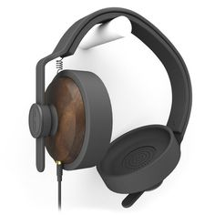 Fancy - OEHP Wooden Over-Ear Headphones by Grain Audio