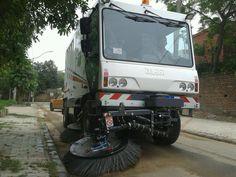 Sukhbir Badal Inaugurates First Machine of Cleaning in Mohali  #SukhbirSinghBadal #ShiromaniAkaliDal #CleanPunjab