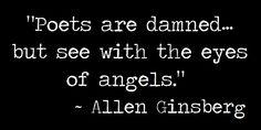 Allen Ginsberg, poets