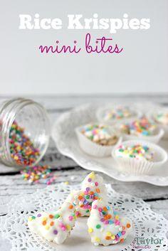 Rice Krispies mini b