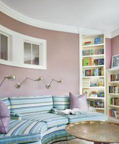 Secret Bookcase Door to Office