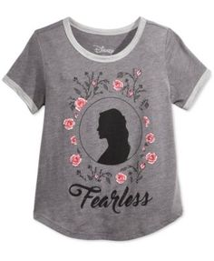 Disney's® Beauty and the Beast Graphic T-Shirt, Big Girls (7-16)