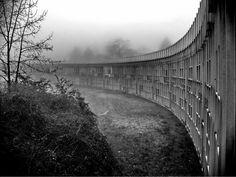 Collective housing for Olivetti´s employees. Ivrea, Turin. Italy. 1969-74 Roberto Gabetti and Aimaro Isola.