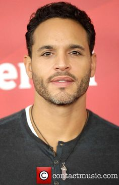 Daniel Sunjata.. I just don't know where to pin him.  He is so yummy!