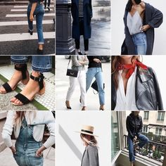 Basics fashion blog - follow on instagram