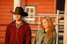 Come What May is the seventh episode in season one of Heartland. It aired January Lou isn't pleased when a neighboring rancher brings a pregnant mare named Melody to stay at Heartland. Ty is astonished when Jack asks him to join him on a cattle roundup. Heartland Season 1, Heartland Episodes, Heartland Characters, Amy And Ty Heartland, Heartland Ranch, Heartland Tv Show, Ty Et Amy, Graham Wardle, Amber Marshall