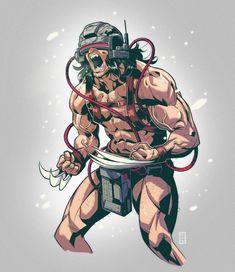 Comic Book Artists, Comic Book Characters, Marvel Characters, Comic Books Art, Comic Art, Marvel Wolverine, Marvel Comics Art, Logan Wolverine, Marvel Comic Character
