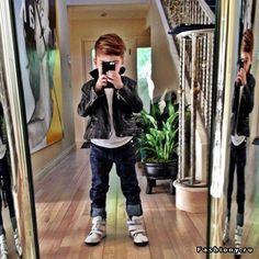 Alonso Mateo - модные дети модных родителей / фото красивых дети ежедневное обновление