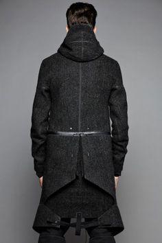 Aitor Throup. New Object Research 2013 Season 1. Mongolia Riding Jacket
