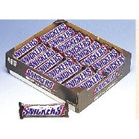 Snickers Bars - 48ct
