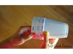 First Grade Fanatics: Planning For Place Value | Swimming through ...