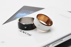 Quand un bijou devient connecté grâce à une puce NFC?