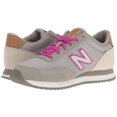 New Balance Classics WZ501 (Taupe/Powder Suede/Textile) Women's Shoes (4.350 RUB) ❤ liked on Polyvore featuring shoes, athletic shoes, textile shoes, taupe shoes, traction shoes, grip shoes and suede lace up shoes