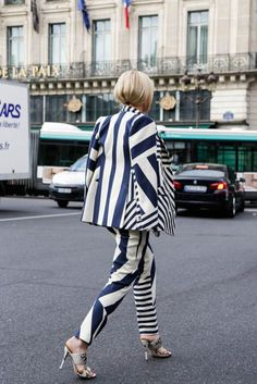 STRIPES : INTERIOR AND FASHION
