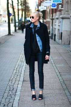 10 Ways To Cuff Your Jeans