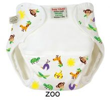 Imse Vimse Organic Cotton Diaper Cover feels the nicest of all the covers because is is soft and has cotton on the outside.