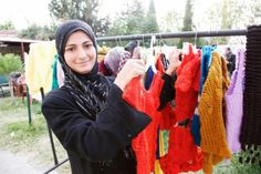 October Featured Charity - Knitting For Syrian Refugees — MAKE | GIVE | REPEAT