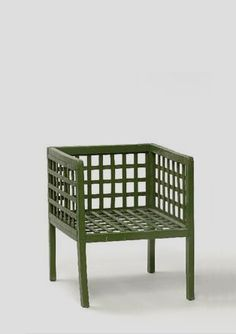 Paul Poiret - Chair. Atelier Martine