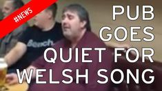 8 Welsh songs so achingly beautiful they'll make you cry And here's the moment a drinker put down his pint and silenced a pub with Myfanwy. Welsh Sayings, Welsh Words, Wales Uk, North Wales, Music Quotes Life, Welsh Language, Pembrokeshire Wales, Celtic Music, Cymru