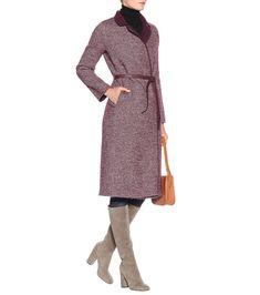 Loro Piana - Wilbur alpaca and wool-blend coat - mytheresa.com