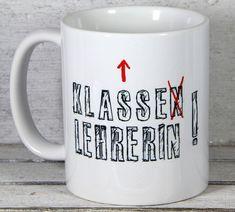 Becher & Tassen -  Lehrerin Geschenk Tasse - ein Designerstück von Tassen-Geschenke-by-MySweetheart bei DaWanda