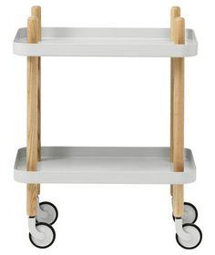 Block Supplement table - On wheels