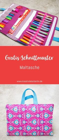 Kostenloses Schnittmuster samt Nähanleitung: Maltasche für Kinder Patrón libre: Maltasche The post Patrón de costura gratuito que incluye instrucciones de costura: Maltasche para niños appeared first on Crystal Wilson. Diy Bags Patterns, Sewing Patterns Free, Free Sewing, Sewing Tutorials, Free Pattern, Pattern Sewing, Sewing Designs, Sewing Projects For Kids, Sewing For Kids